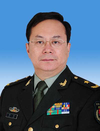 中纪委常委、军纪委副书记刘滨空降北京军区