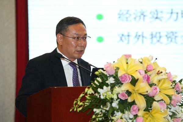 中国国际贸易促进委员会纺织行业分会常务副会长徐迎新