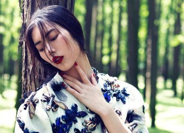 外国人眼中的中国第一美女!