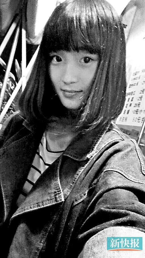 16岁女生熊仪