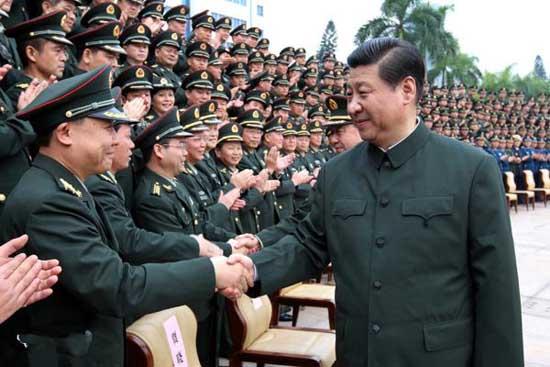 军报谈反腐 大老虎都动了 还有谁动不了