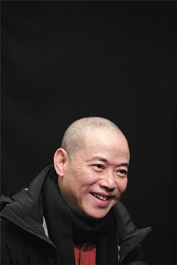 导演李六乙 摄影/秦斌