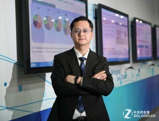 华硕电脑中国区副总经理王勇