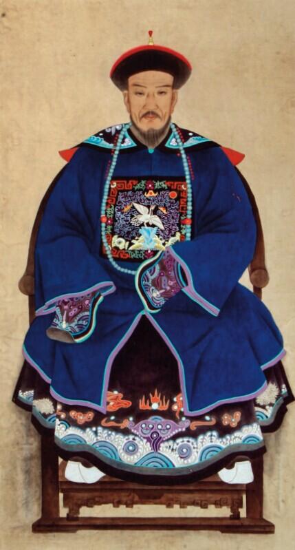 陈廷敬(1638―1712年),山西阳城人。曾任都察院左都御史和工、户、吏、刑四部尚书,以及文渊阁大学士,主持编纂了《康熙字典》。