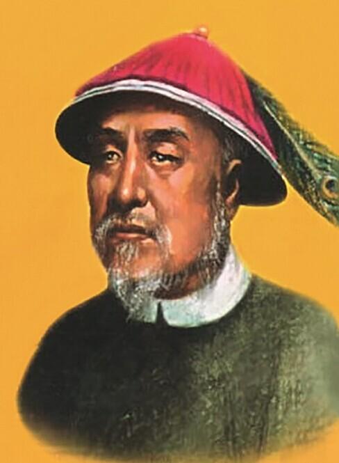 张廷玉(1672―1755年),安徽桐城人,官至军机大臣。其父张英曾任文华殿大学士。