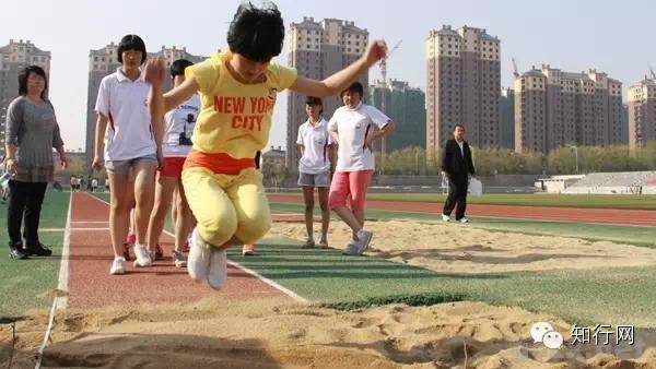 应试技巧:中考体育立定跳远辅助练习