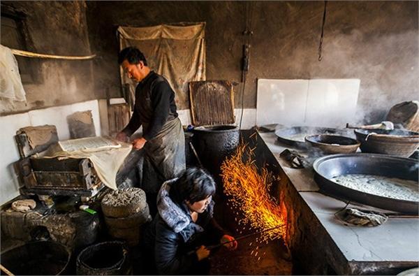 做豆腐最赚钱 硬了豆腐干_【demo】传统豆腐作坊——暖泉古镇_搜狐旅游_搜狐网