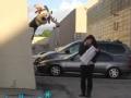 《艾伦秀第12季片花》S12E72 驯鹿搞笑舞蹈恶搞路人