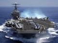 美国华盛顿号航母返美大修 一去不返