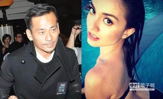Mandy Lieu认当影视大亨周焯华小三,反击已有孕在身的周太