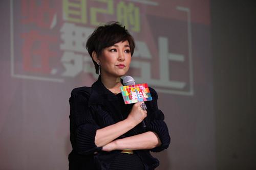 李静传媒大学演讲