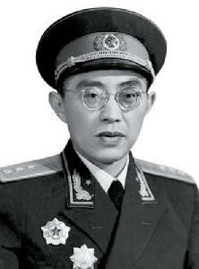 开国上将王新亭。