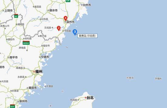 中国军方增兵南麂岛刺痛日本?日方曾占领该地