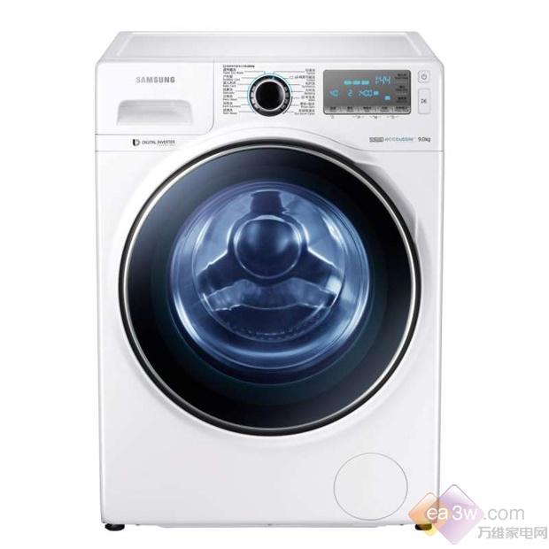 超大容量  三星变频滚筒洗衣机超值来袭