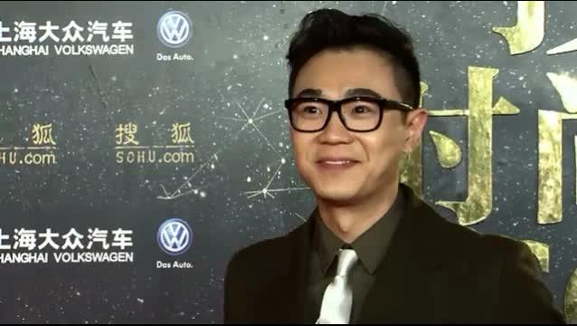 屌丝男士第三季搜狐_2014搜狐时尚盛典 屌丝男士大鹏亮相红毯