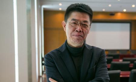 乐视影业CEO张昭