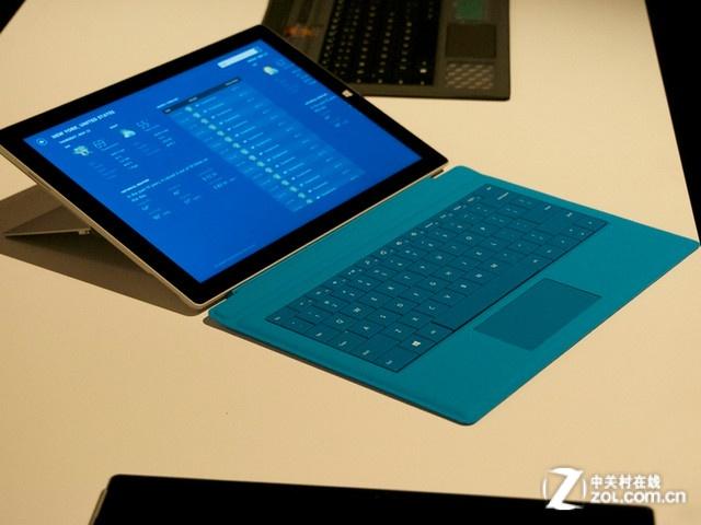 搞定商务娱乐 Surface Pro 3特价6460元