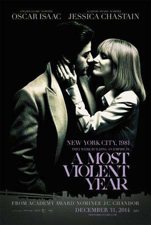 《至暴之年》将于12月31日在北美上映