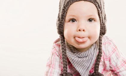 宝宝小舌头警示出的健康变化