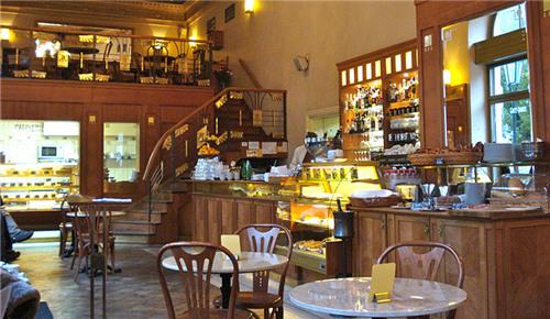 cafe savoy—布拉格