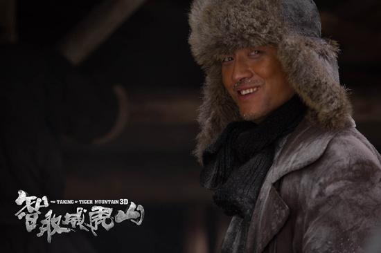 """林更新新片拼命演硬汉 被尔冬升赞""""是个爷了"""""""