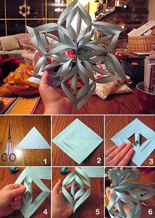 36,折纸圣诞树图片