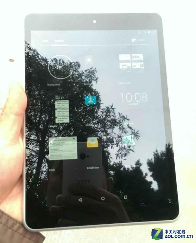再次确认 诺基亚N1使用夏普屏幕
