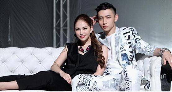 2014年,周董公开恋情时的晒恩爱 2013年昆凌出演魏晨的《封面恋人