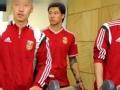视频-中国男足顺利抵达悉尼 开启亚洲杯征程