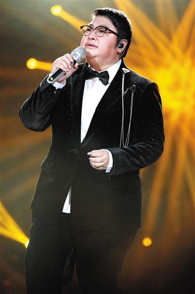 韩红(微博)(微信号:hanhongweixin)录制《我是歌手3》