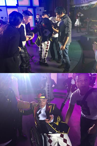 搜狐视频突然看不了_歌手黑龙惨坐轮椅可能瘫痪 明星安全引担忧-搜狐娱乐