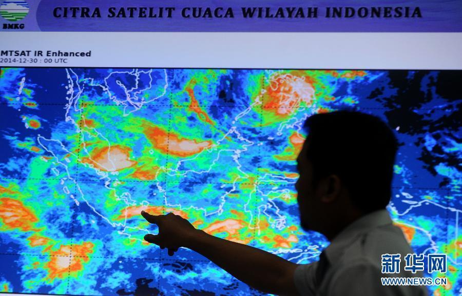 /·印尼官员:亚航失联客机可能已沉入海底