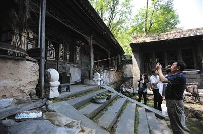 北京市政协:传统村落保护应纳入城市总规