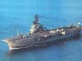 中国海军大洋遭遇航母秘闻