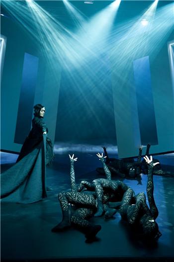 《睡美人》国家大剧院 供图