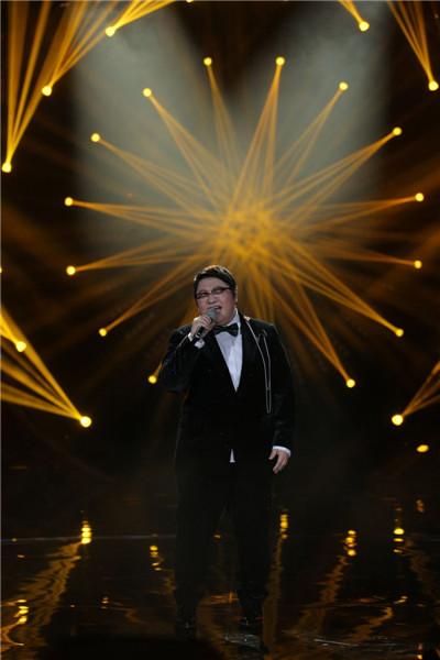 《我是歌手》第三季 韩红再唱经典《天亮了》