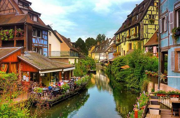 浪漫安逸,古朴静谧: 享受漫步国外清丽脱俗的12个小镇