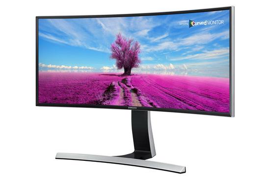 34英寸的21:9超宽屏曲面显示器SE790C