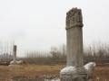 京郊古墓调查 南白岱村黄公墓