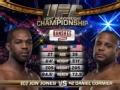 UFC第182期 琼斯完胜科米尔卫冕轻重量级金腰带
