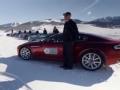 [海外试驾]阿斯顿马丁 冬季冰雪试驾体验