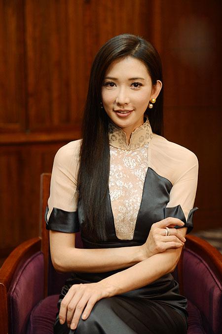 麻辣对话林志玲:我都这么会撒娇了也没男朋友