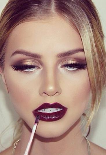 makeup 搜狐 look natural 2015新娘妆流行趋势 做最美时尚新娘  mac tutorial