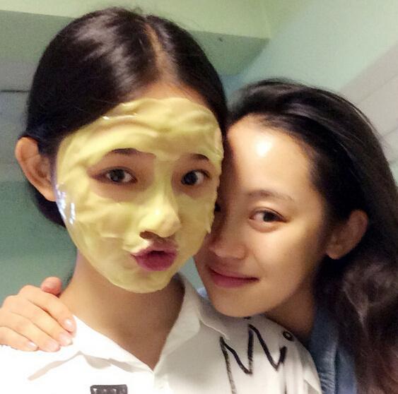 新晉星女郎林允方18歲護膚秘籍!-搜狐
