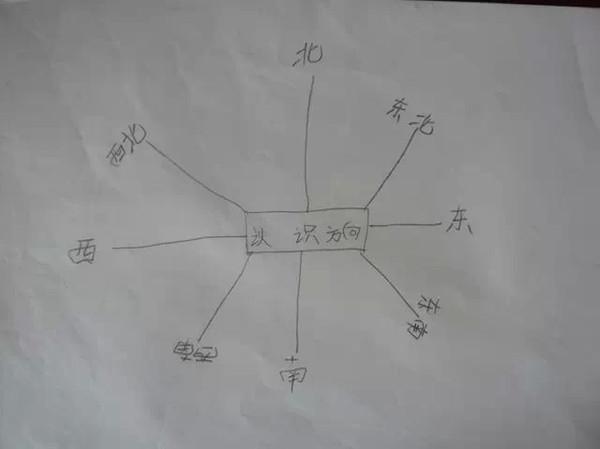 年级的孩子,用思维导图来学习,效果让我颇感