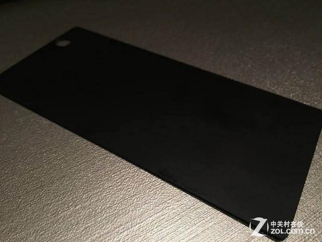 果真无边框! 努比亚无边框手机遭曝光(不要发布)