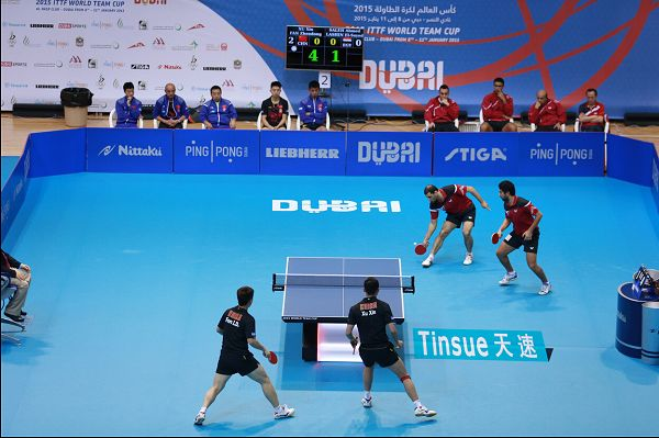 攻略:2015乒乓球大亨世界杯樊振东许昕出战赛马团体8配种图文图片