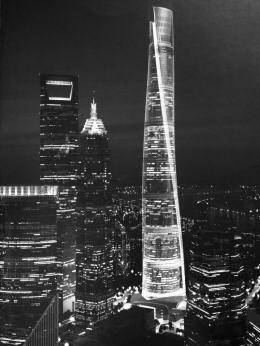 上海中心大厦即将投入运营