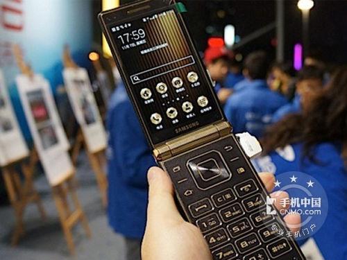 高端旗舰商务手机 三星W2015正式开售