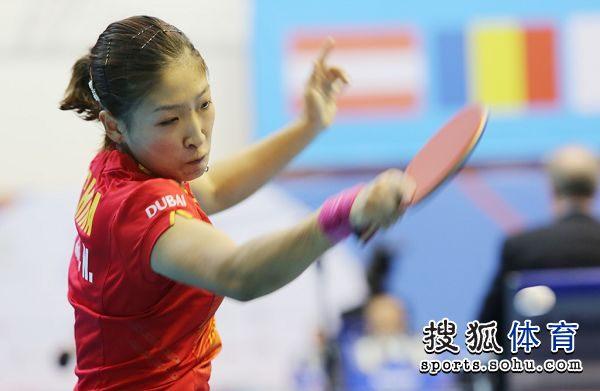 时间今天晚间,乒乓球团体世界杯进入到男女团体1/4决赛的争夺.